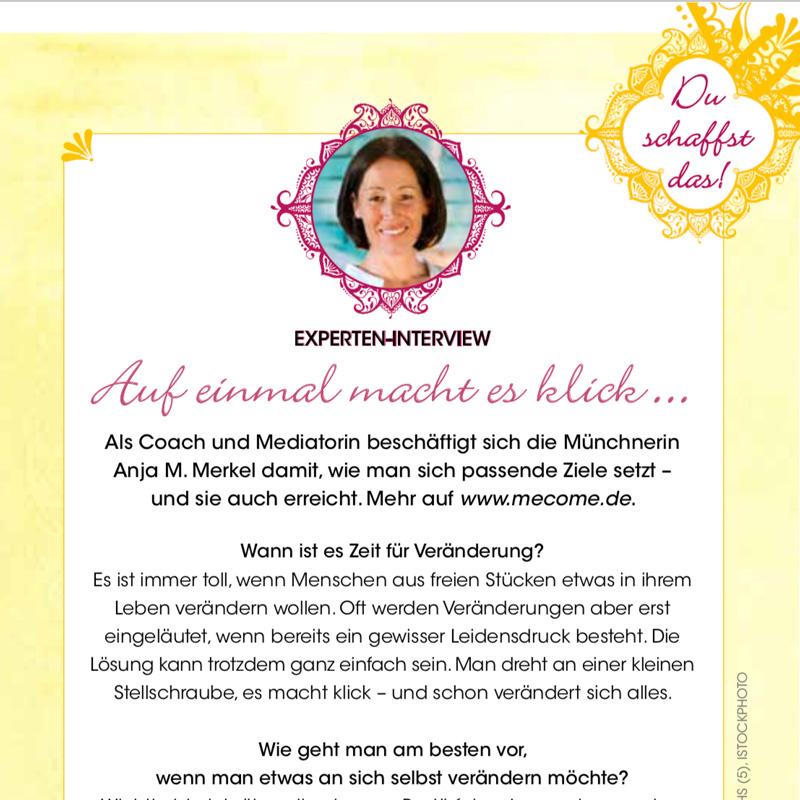 Interview im Herzstück Magazin
